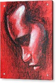 Renew My Mind Acrylic Print by Alphonso Edwards II
