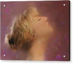 Renewal Acrylic Print by Hazel Billingsley
