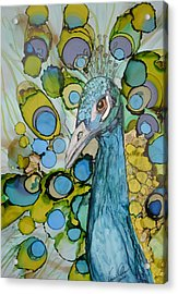 Renewal Acrylic Print by Kellie Chasse