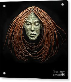 Renewed Solace Acrylic Print by Adam Long