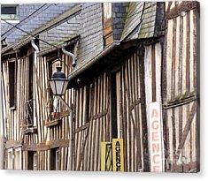 Rennes France Acrylic Print