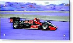 Reno Grand Prix Acrylic Print