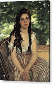 Renoir, Pierre-auguste 1841-1919. In Acrylic Print by Everett