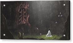 Repentance Acrylic Print by Hiroshi Shih