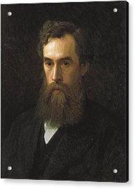 Repin, Ilya Yefimovich 1844-1930 Repin Acrylic Print