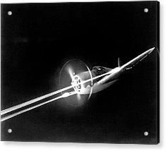 Republic P-47 Thunderbolt Acrylic Print
