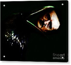 Respite And Nepenthe From Thy Memories Of Lenore - Edgar Allan Poe Acrylic Print