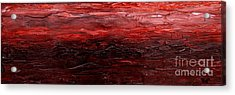 Restimulate Acrylic Print by Paul Anderson