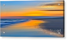 Resting Place - A Tranquil Moments Landscape Acrylic Print by Dan Carmichael