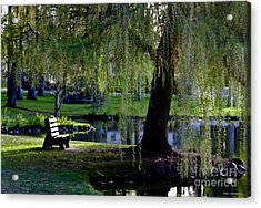 Resting Place Acrylic Print