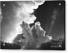 Restless Atmosphere Acrylic Print