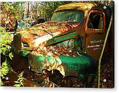 Restoration Service Acrylic Print