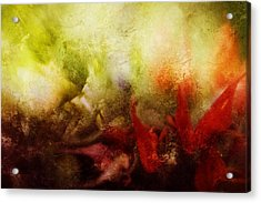 Resurrection Acrylic Print by Bonnie Bruno