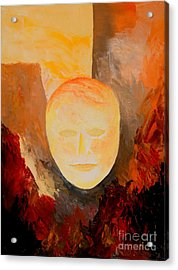 Resurrection Acrylic Print by Larry Martin