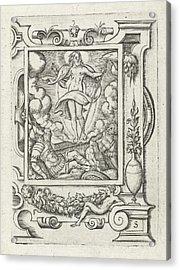 Resurrection, Virgilius Solis Acrylic Print by Quint Lox
