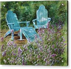 Retirement II Acrylic Print