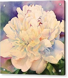 Retro Petals Acrylic Print