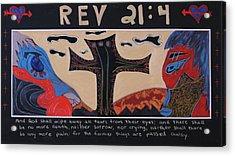 Rev 21  4 Acrylic Print