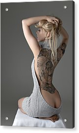 Revealing Acrylic Print by Andreasr