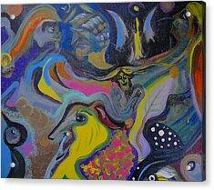 Revelation Acrylic Print by Michael Braun