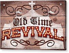 Revival I Acrylic Print