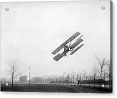 Rex Smith Airplane Flight Acrylic Print