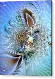 Rhapsodic Rendezvous Acrylic Print