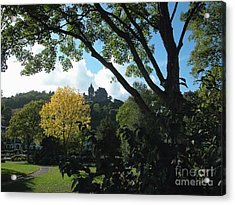Rhineland Acrylic Print by TPD Art