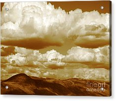 Acrylic Print featuring the photograph Rich Moment by Kathy Bassett