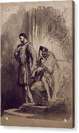 Richard IIi Acrylic Print