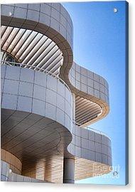 Richard Meier's Getty Architecture I Acrylic Print