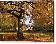 Richmond Autumn Acrylic Print
