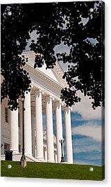 Richmond Capital Acrylic Print