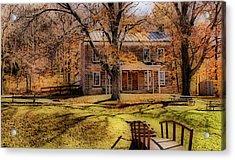 Rickenbaugh House Acrylic Print