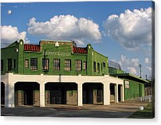 Rickwood Field Acrylic Print by Tom Gort