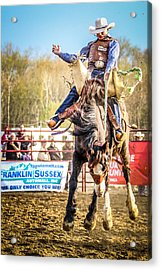 Ride 'em Cowboy Acrylic Print