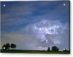 Riders On The Storm  Acrylic Print by James BO  Insogna