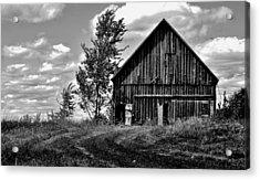 Ridge - Sentinel Winds - Blow - Canada Acrylic Print