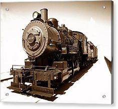 Acrylic Print featuring the photograph Riding The 410 by Raymond Earley
