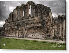 Rievaux Abbey Acrylic Print