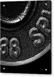 Rim And Primer 38 Special Acrylic Print by Bob Orsillo