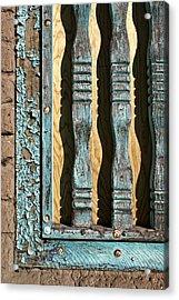Rincon Acrylic Print by Nikolyn McDonald