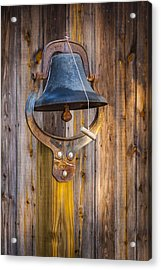 Ring My Tennessee Bell Acrylic Print