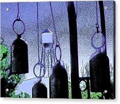 Ring Them Bells Acrylic Print by Lenore Senior