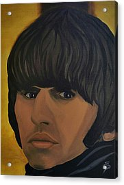 Ringo Star  Beatles For Sale Acrylic Print