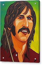 Ringo Star    Stick Acrylic Print