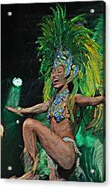 Rio Dancer I A Acrylic Print