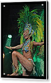 Rio Dancer I B  Acrylic Print