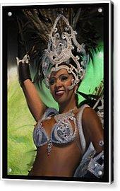 Rio Dancer Iv B Acrylic Print