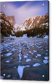 Rippled Dream Acrylic Print